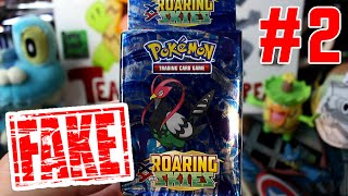 Opening FAKE Pokemon Cards! - Fake Friday #2