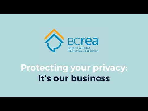 REALTORS® Are Committed To Protecting Your Privacy