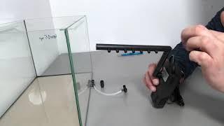 Обзор Minjiang NS F-360 - внутренний фильтр для аквариума 20-80 литров
