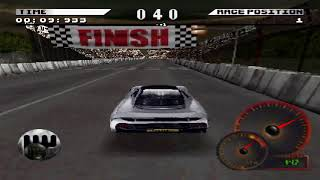 [PSX] Test Drive 4 - Drag Race - 10.248s (PB)