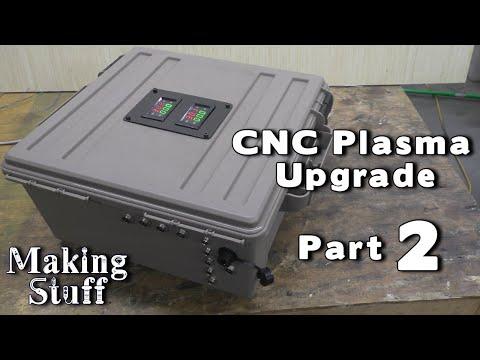 DIY CNC Electronics Enclosure - CNC Plasma Update - Part 2