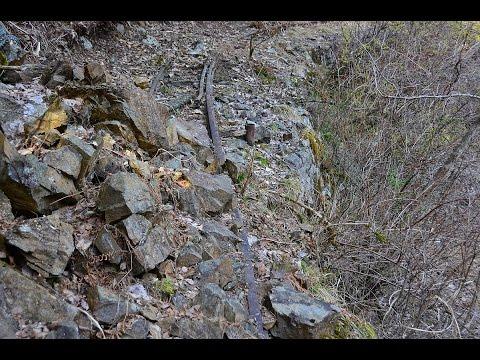 Abandoned Japanese Mining Railway
