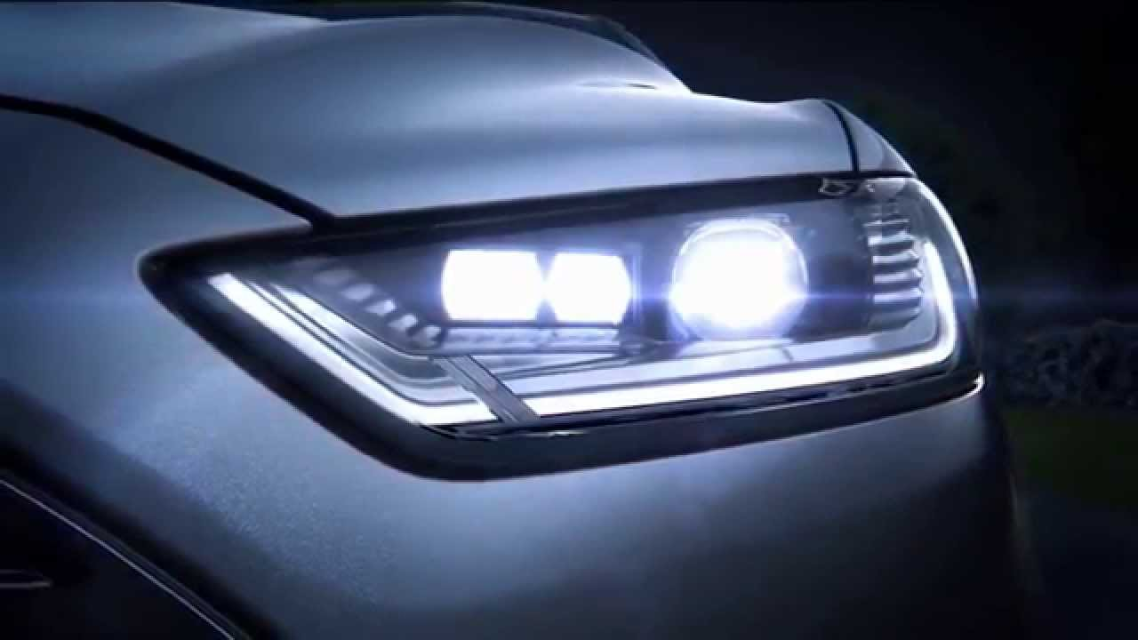 Ford Tech Live Dynamic Led Headlights Youtube