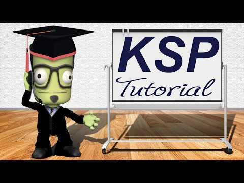 Kerbal Space Program Tutorial - Tutorialmarathon Part #1 - Karrieremodus [KSP 1.9.1 deutsch]