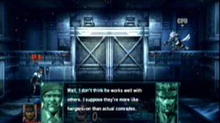 Super Smash Bros. Brawl: Snakes Codecs