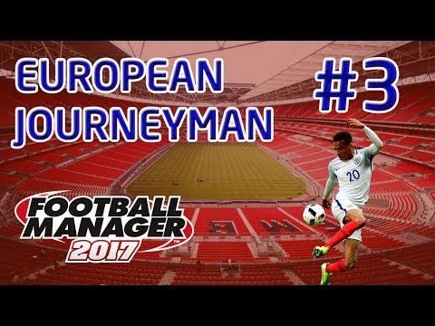 FM17 European Journeyman: England - Episode 3: World Cup Group Stage!