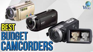 Video 6 Best Budget Camcorders 2017 download MP3, 3GP, MP4, WEBM, AVI, FLV Juli 2018