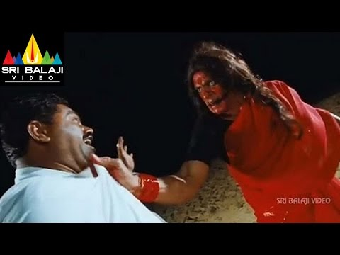 Kalpana Movie Upendra Action Scene   Upendra, Saikumar, Lakshmi Rai   Sri Balaji Video