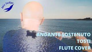 ANDANTE SOSTENUTO. G. Tosti. Flute Cover