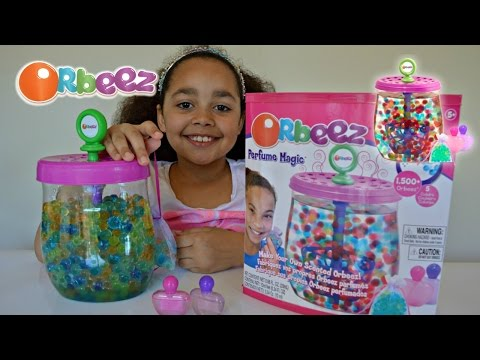 Orbeez Perfume Magic Unboxing Review