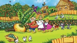 Звітний концерт в ДЦ ''Індиго'': казка ''Ріпка'' (The Turnip)