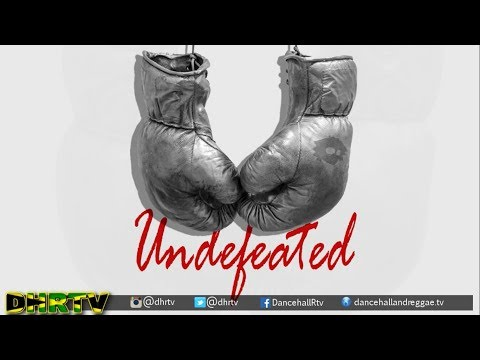 Patexx x Marlon Binns - Undefeated ♫Dancehall ♫Reggae 2017