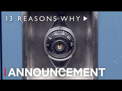 13 Reasons Why: Season 3 | Announcement | Netflix