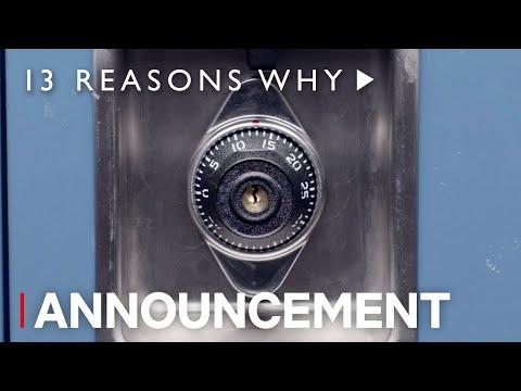 13 Reasons Why: Season 3   Announcement   Netflix