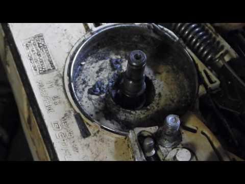 Stihl MS170 chainsaw automatic oiler diagnosis