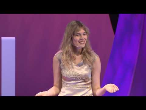 A Model's Guide To Perfection   Bella Glanville   TEDxPSU