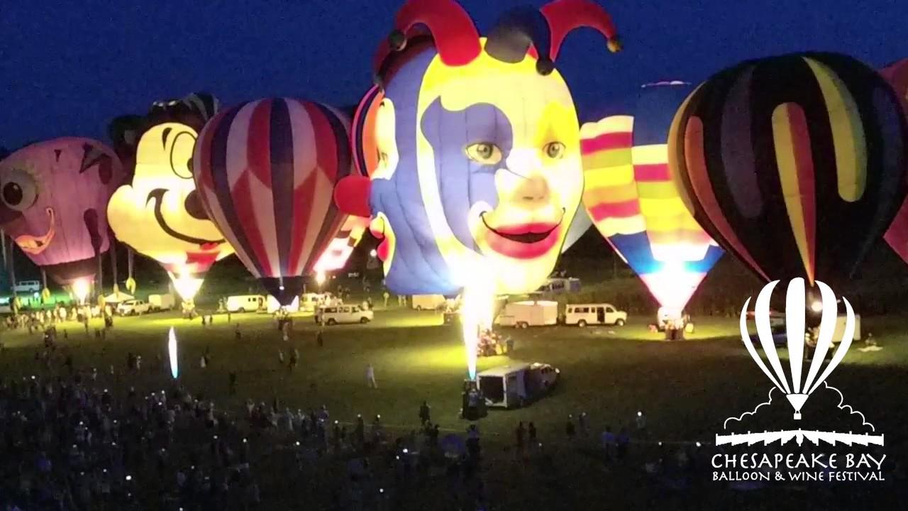 Balloon Festival - Triple Creek Winery