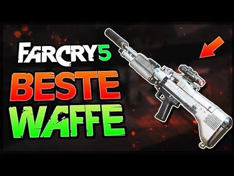 DIE BESTE WAFFE in FAR CRY 5 - Far Cry 5 beste Waffe / Tipps deutsch - bestes Maschinengewehr