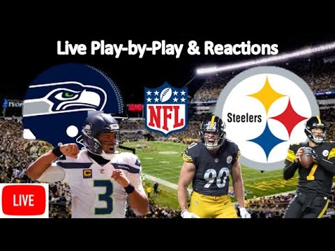 Seattle Seahawks Vs. Pittsburgh Steelers Live Stream | Live Play-by-Play, Reaction | 2019 NFL Week 2
