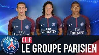 Baixar LE GROUPE PARISIEN / PARIS SQUAD : PARIS SAINT-GERMAIN vs REAL MADRID