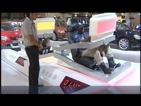 Johannesburg Motor Show advertising video - Afrikaans