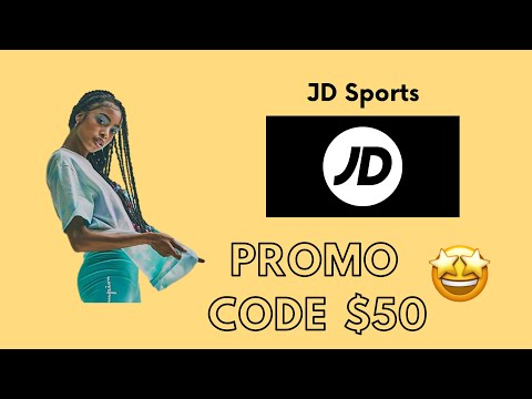 FREE JD SPORTS Promo Code 2020 😍 REAL $50 JD Sports Discount Code & Voucher Working In 2020! ✅