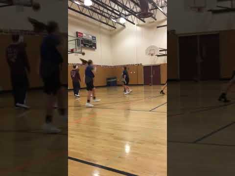 Inza R Wood Middle School 3 pointer