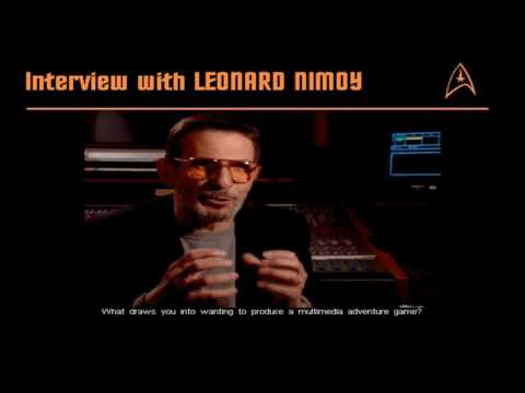 Leonard Nimoy Judgment Rites 1991 Interview