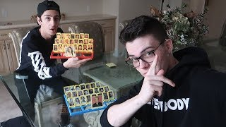 GUESS WHO?? *YOUTUBERS EDITION* (ft. FaZe Adapt)