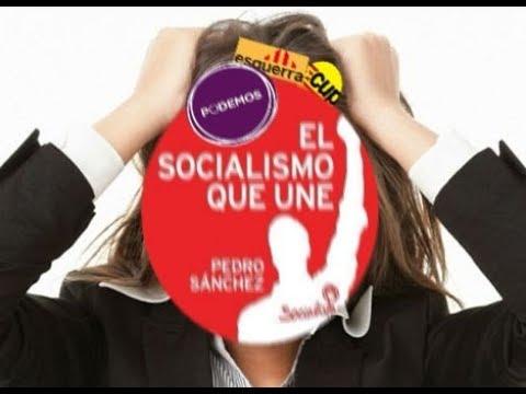 Gigantesca manifestación convocada por la derecha en España