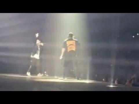 Karceno on Drake bringing out Eminem in Detroit