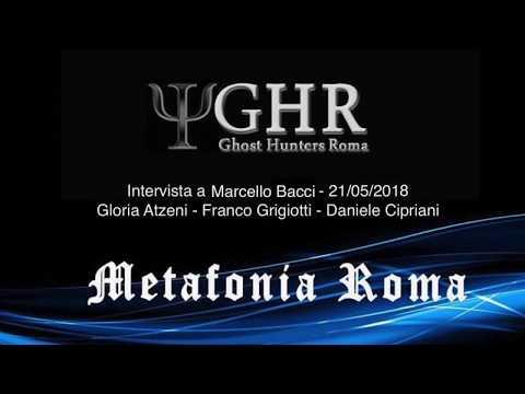 Intervista a Marcello Bacci 2018