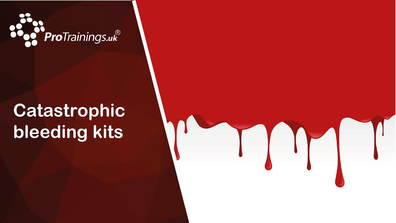 Download Catastrophic bleeding kits