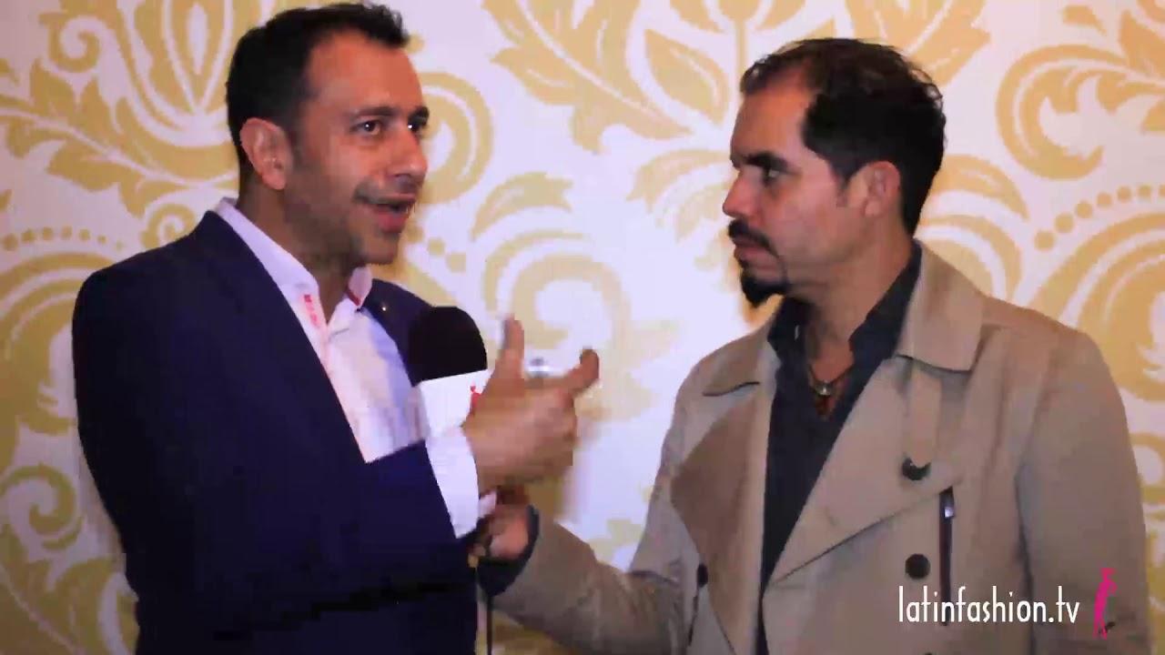Entrevista John Frank Alza en el marco de Expoimagen