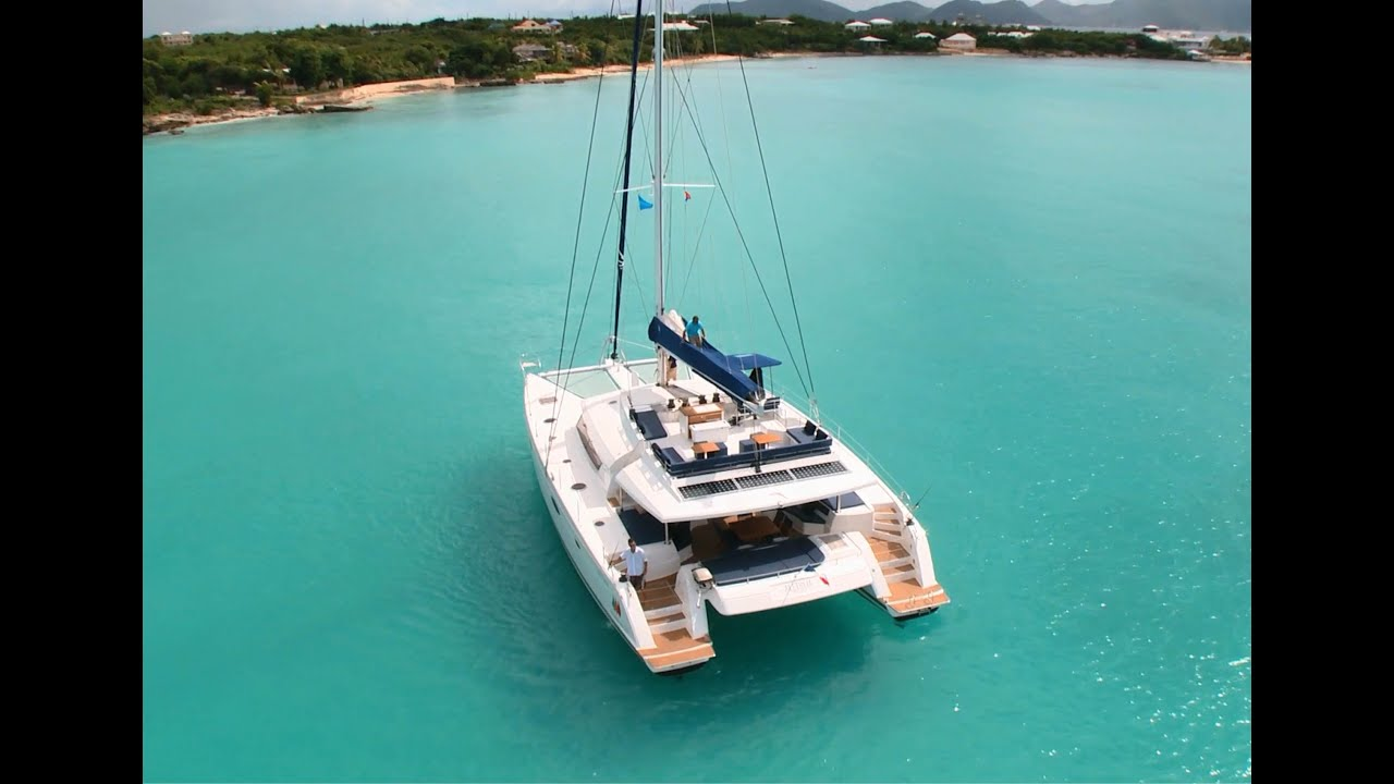 Victoria 67 Fountaine Pajot Sailing Catamarans Youtube