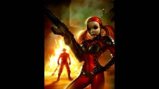 Twisted Metal ps3 - soundtrack (Shinedown - Diamond Eyes) HD