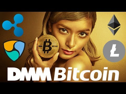 DMM Bitcoin Live! Japanese Crypto Exchange allows trading of Bitcoin XRP Ether Litecoin NEM & More
