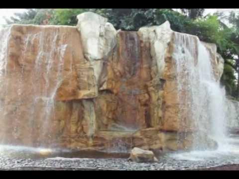 Cascadas artificiales youtube for Construccion de cascadas artificiales