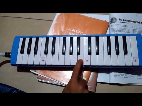 Indonesia pusaka/tanah air beta pianika