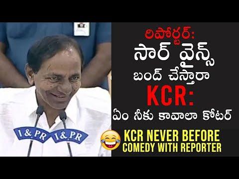 CM KCR MOST