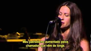 Alanis Morissette - Citizen of the planet - tradução - legendado