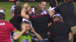 Le LOU Rugby se qualifie en demi-finale du TOP 14 !