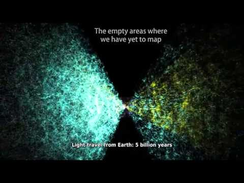 Map of Universe