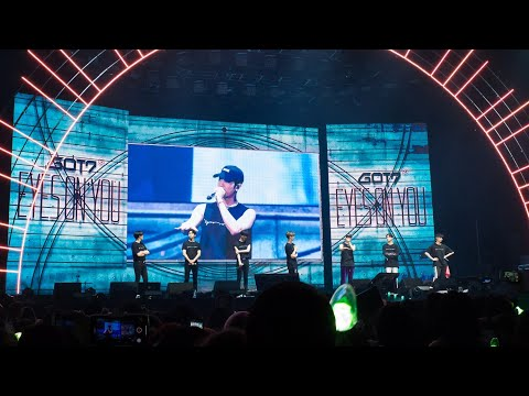 180711 | GOT7 Eyes On You World Tour (New York)