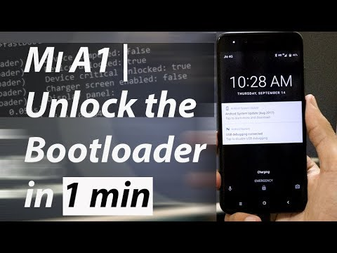 Xiaomi Mi A1 | Simple Guide to Unlock Bootloader in a minute | Android One