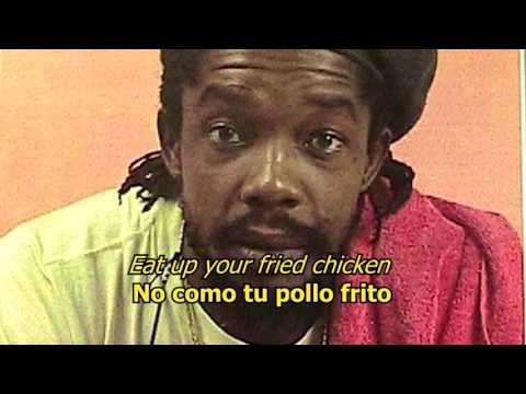 Mystic Man - Peter Tosh (ESPAÑOL/ENGLISH)