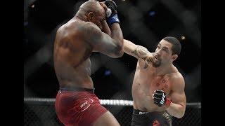 Robert Whittaker vs Yoel Romero   Fight Recap   Review by  Hollywood Joe Tussing