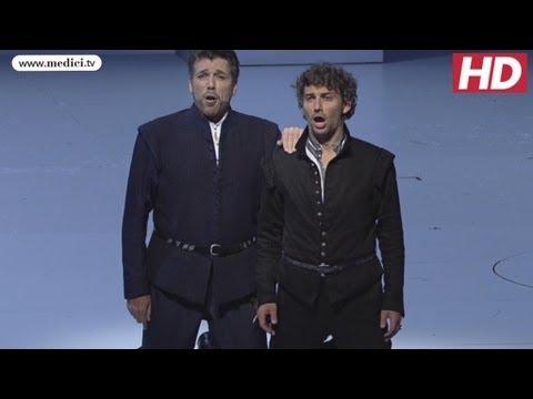 Jonas Kaufmann & Thomas Hamspon - Verdi Don Carlo Dio, Che Nell'alma Infondere Amor