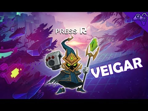 [Ouro 1] TSR #88 - Veigar Mid (PT-BR)