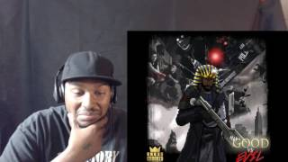 Kxng Crooked Ft. Astray & The Observer - I Want To Kill You  REACTION
